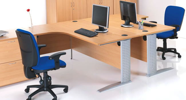 office desking. desks and tables are very important pieces of furniture for both the home office an could not function well without especially desking t